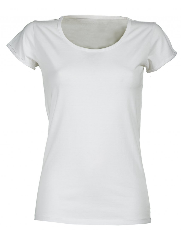 Young Lady tričko dámske biele