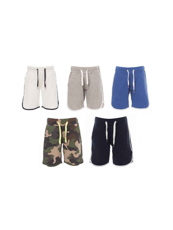 COMBAT detské krátke nohavice