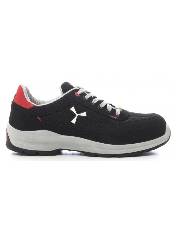 Bezpečnostná obuv PAYPE Texforce low