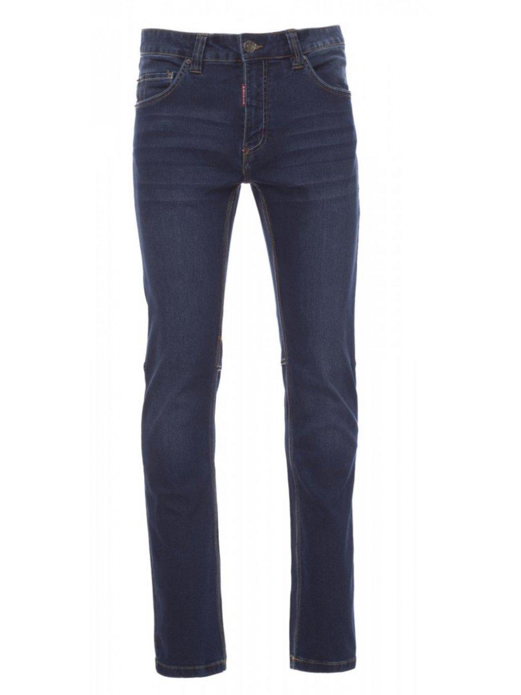 Pánske nohavice džínsového strihu