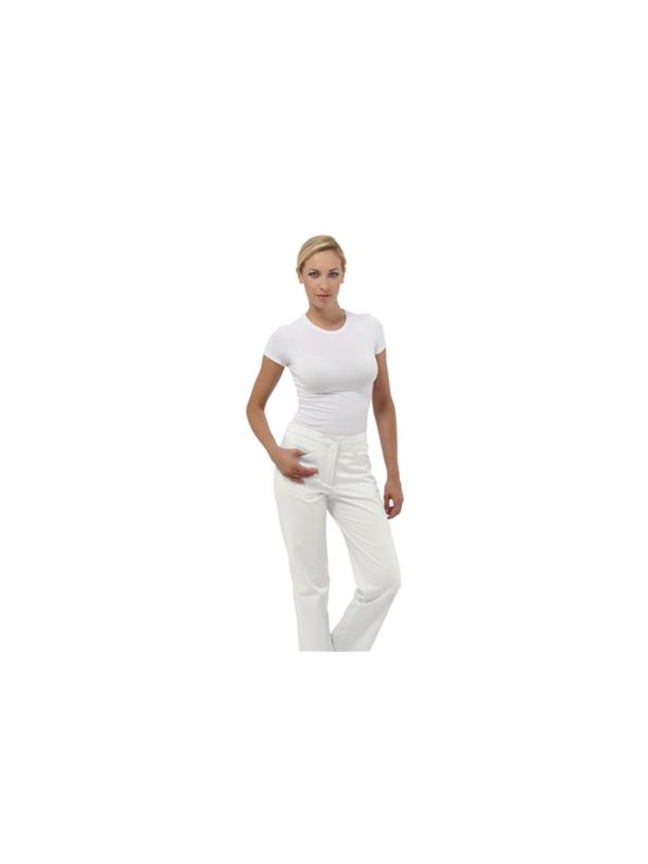 Nohavice zdravotnícke SKY biele