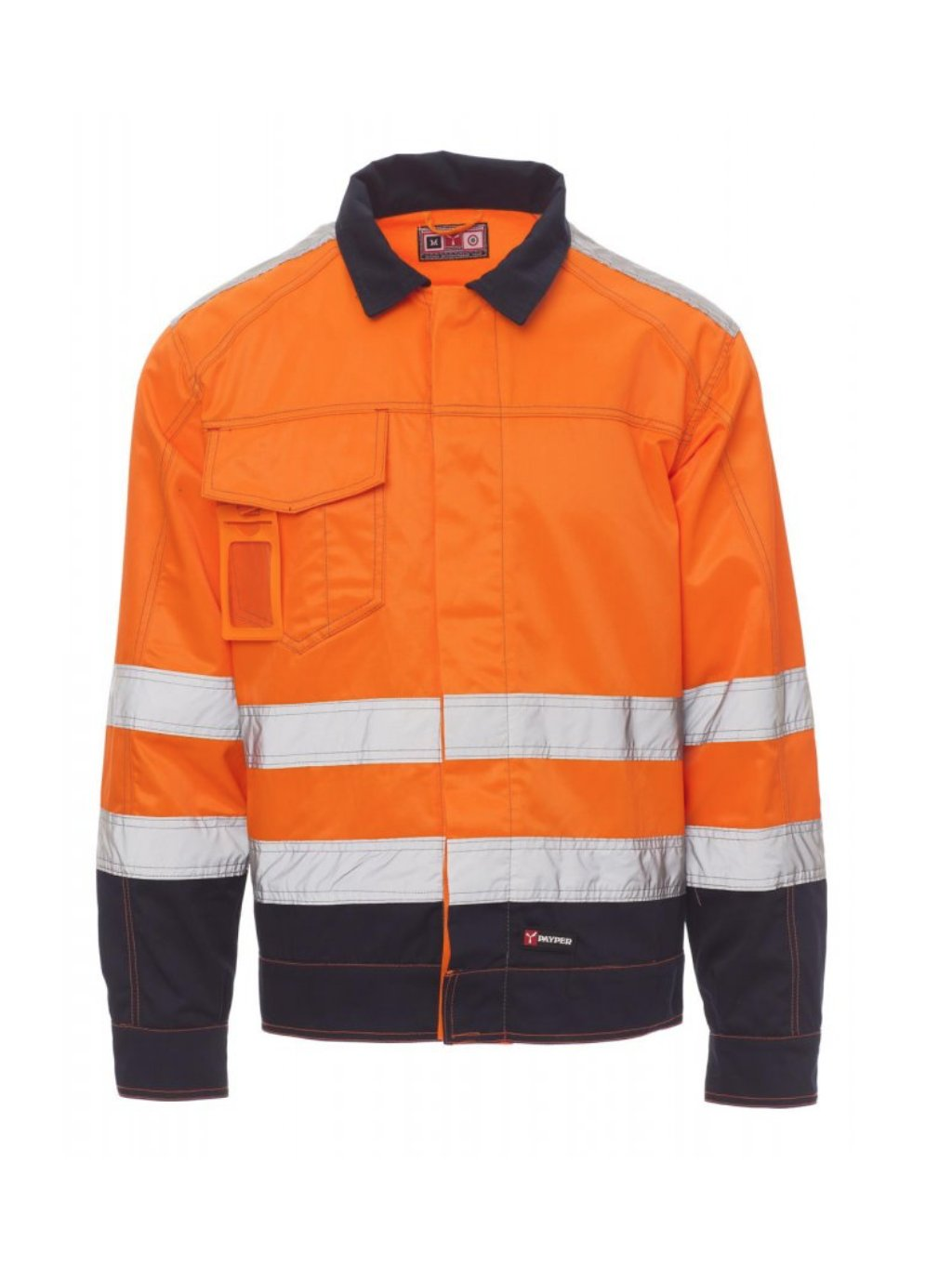 Safe HI-VIS winter bunda reflex