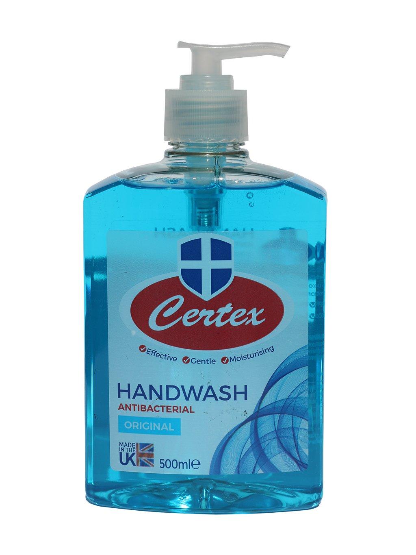 Certex mydlo 500ml