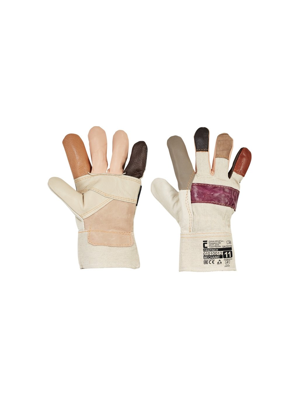 FIREFINCH kombinované rukavice