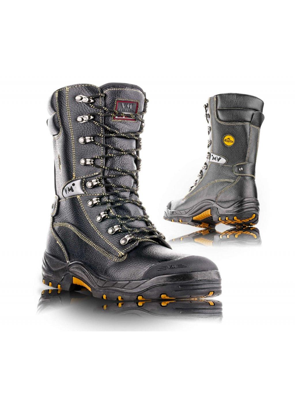 BELFAST S3  obuv pilčícka
