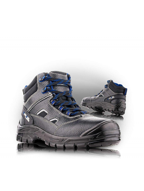 BRUSEL S1/S3 bezpečnostná obuv