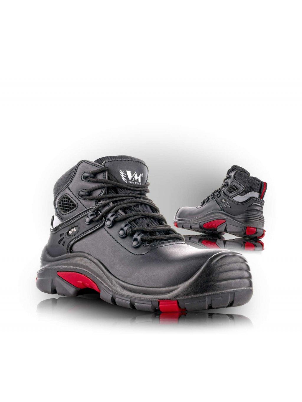 DALLAS S3 bezpečnostná obuv s membránou