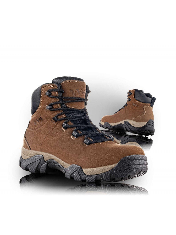 DETROIT outdoor členková obuv