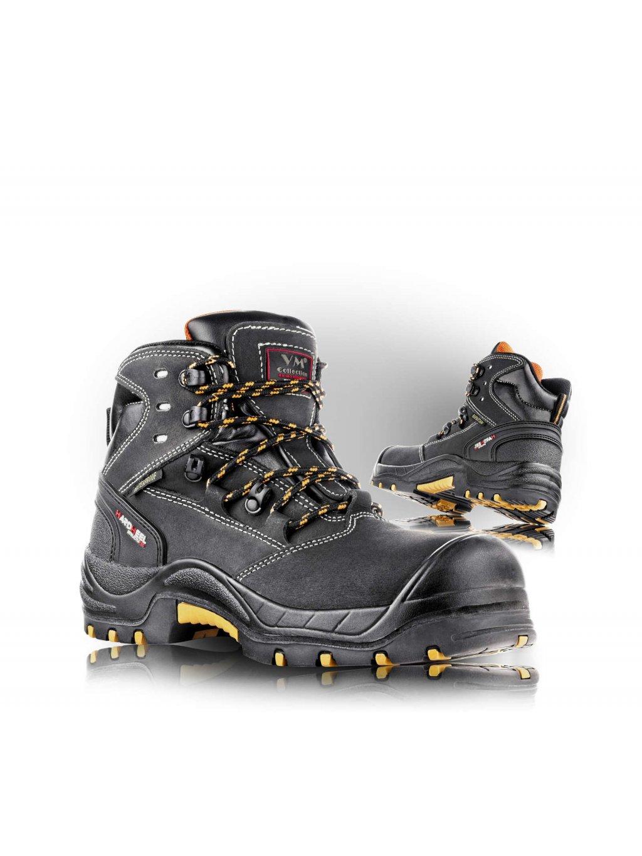 DUBLIN S3 HRO SRC bezpečnostná obuv s membránou