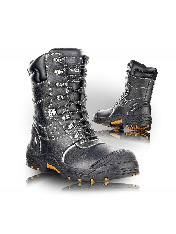 GLASGOW O2 FO HRO poloholeňová obuv