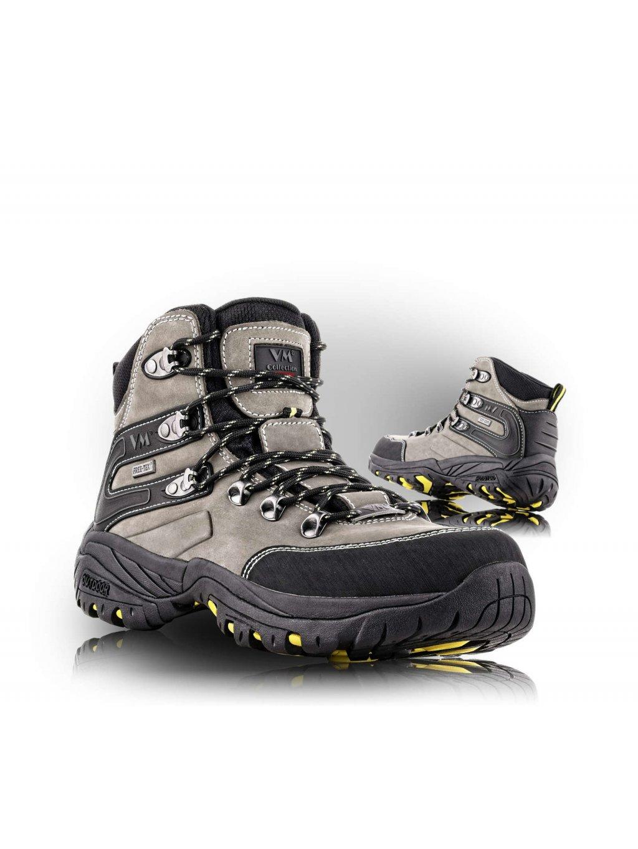 LAPAZ O2 SRA členková obuv s membránou