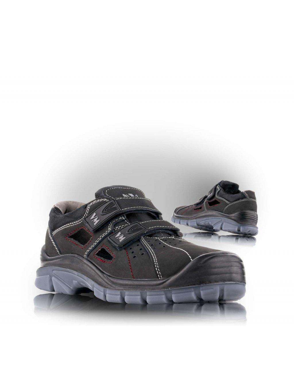 LINCOLN S1P SRC sandále