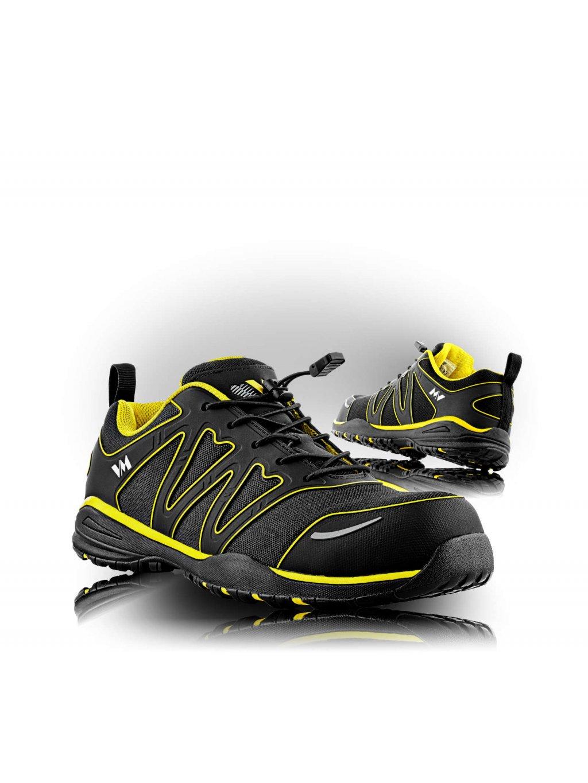 NASHVILLE S1 SRA bezpečnostná obuv