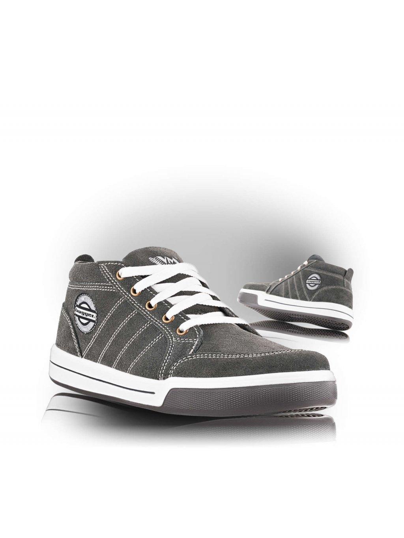 RICHMOND O1 polokotníková obuv