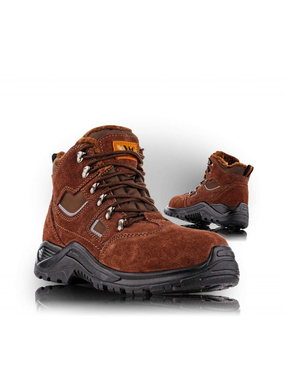 SANMARINO O1W zimná obuv