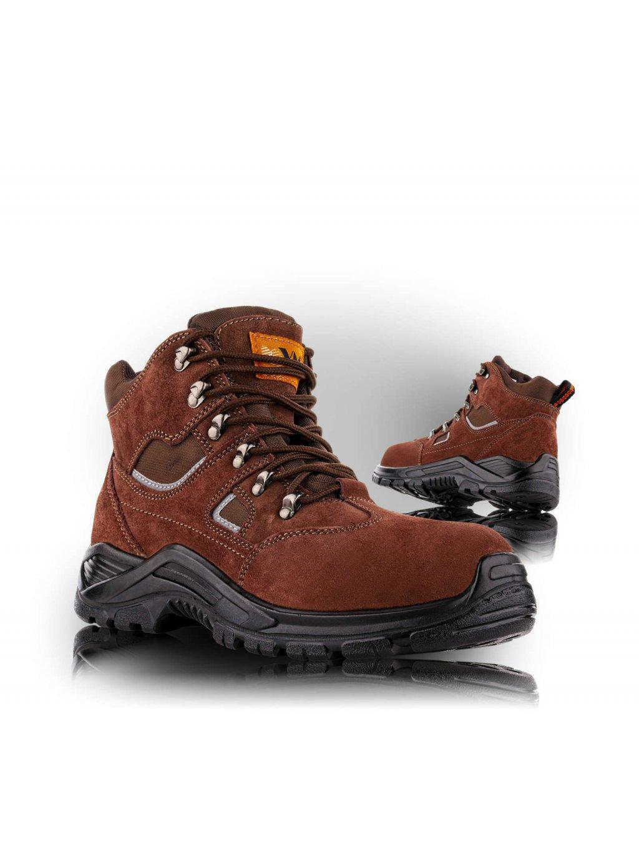 SANMARINO O1 kožená obuv