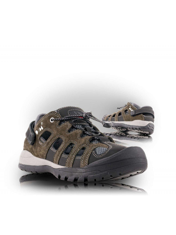TRIPOLIS O1 SRA sandále