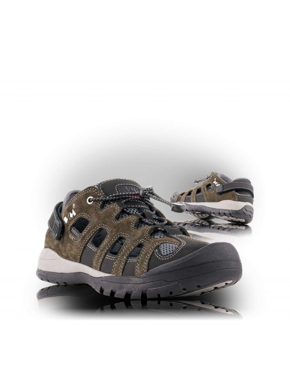 TRIPOLIS S1 SRA bezpečnostné sandále