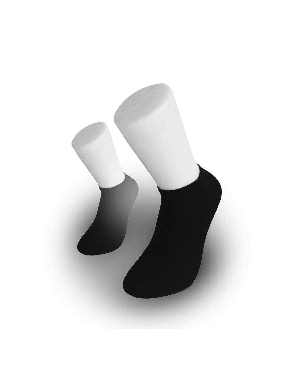 Bambusové ponožky - krátké