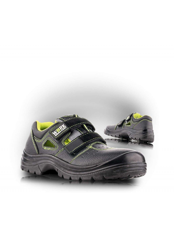 UPPSALA S1 SRC sandále