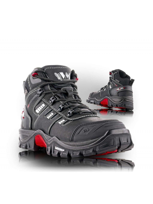 BUFFALO O2 FO HRO obuv s membránou
