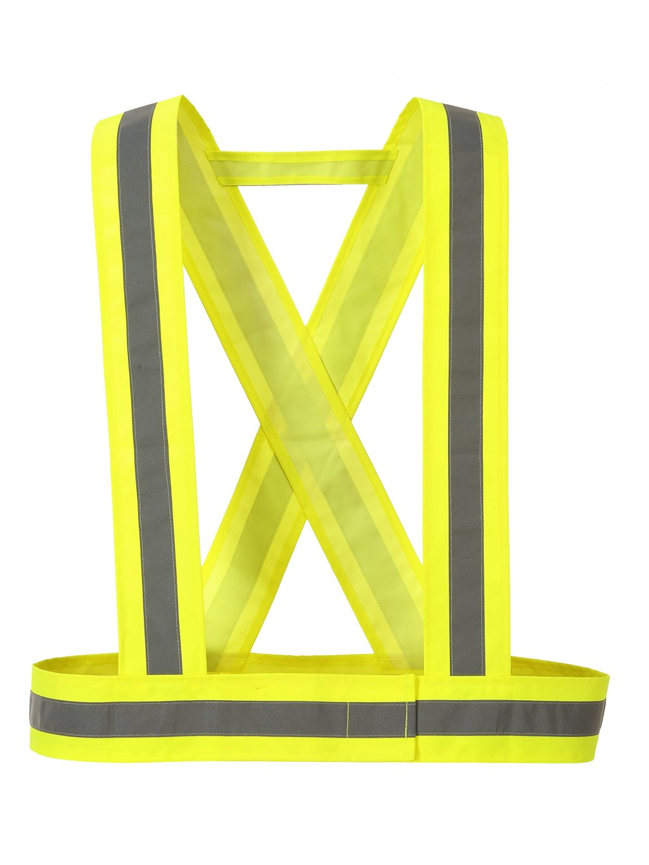 Reflexné popruhy žlté