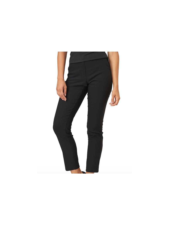STEFANY strečové čierne nohavice