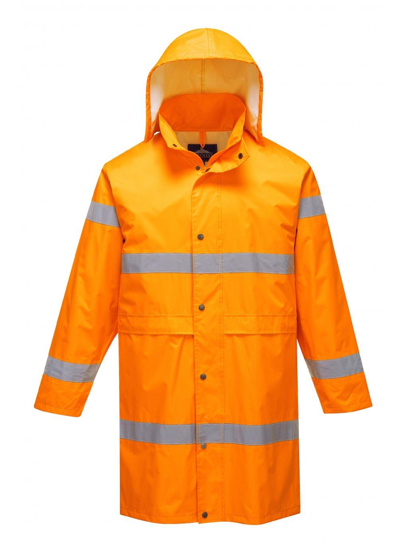 Nepremokavý plášť H442 oranžová