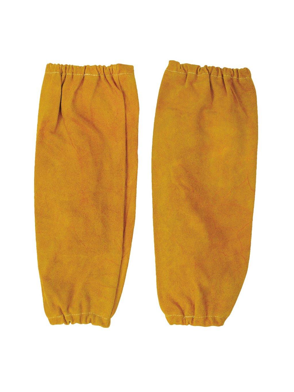 Kožené zváračské rukávniky