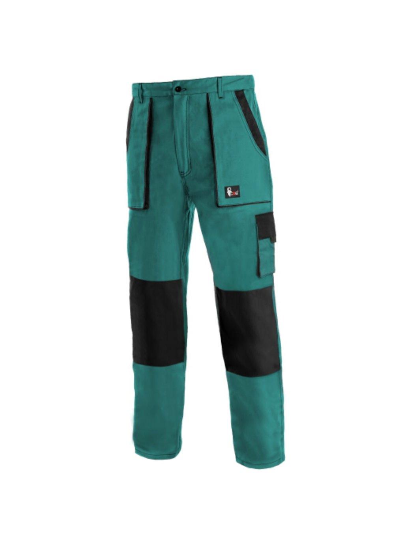 Nohavice Lux zelené pracovné