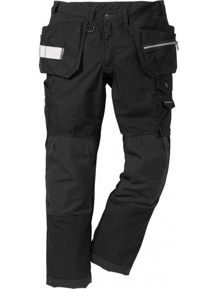 Remeselnícke nohavice 2090 NYC Fristads čierne