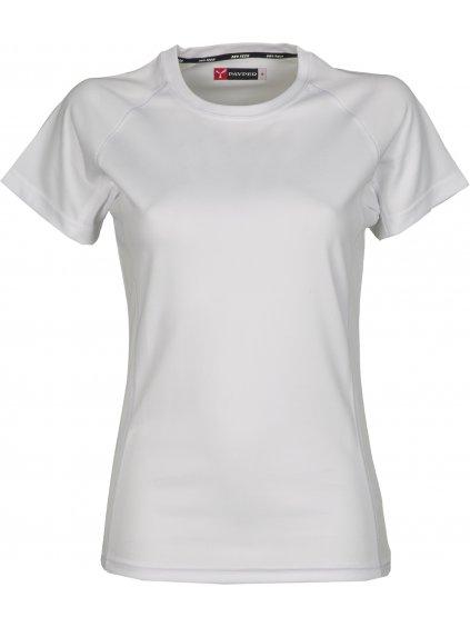 Funkčné dámske tričko Runner lady biele
