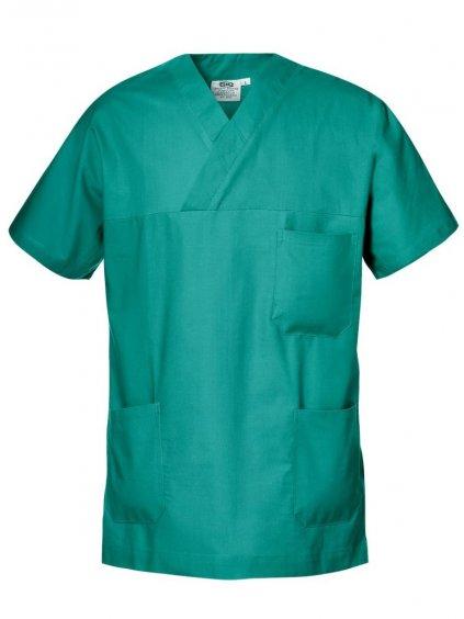 Zdravotnícka košeľa operačná zelená