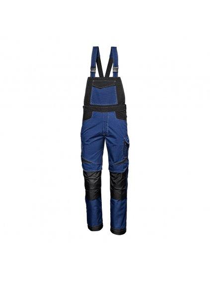 industrial nohavice trakové modré 31106B