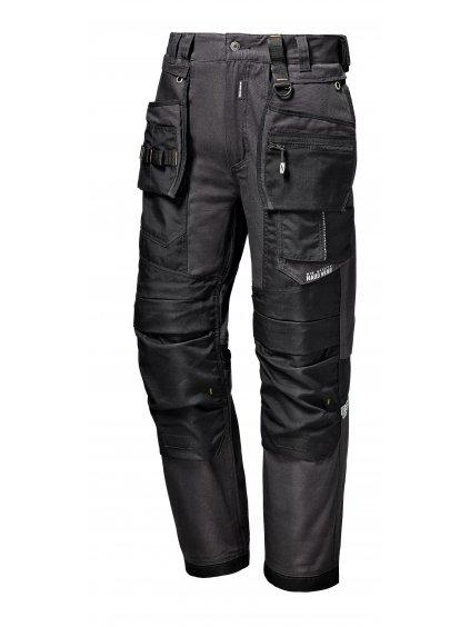 Pracovné nohavice Heavy šedé