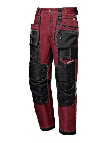 Kvalitné pracovné nohavice Heavy