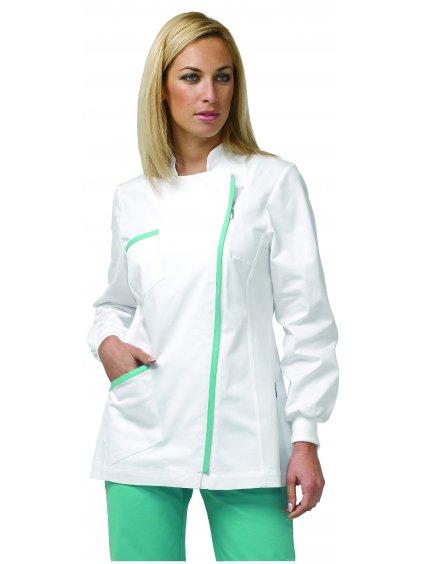 04CS0809 MILLY bianco e verde