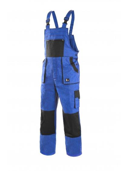 Nohavice Lux s náprsenkou pracovné
