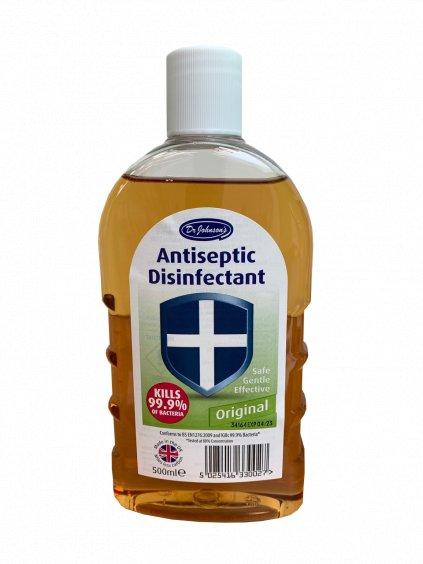 Antiseptic Disinfectant dezinfekcia na riedenie 500ml