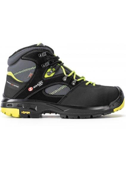 Ortisei S3 sixton kotníková obuv