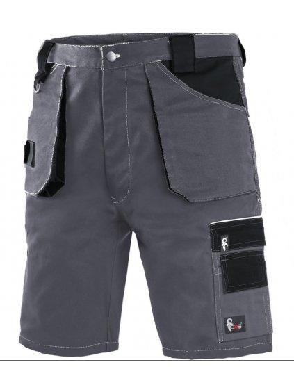 David šortky šedé