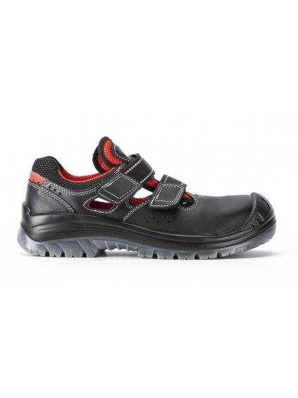 SIXTON PORTORICO S1P bezpečnostná obuv   DUAL BP