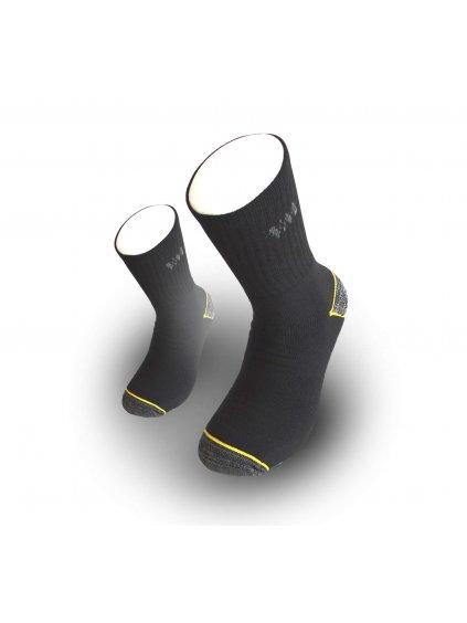 Pracovné froté ponožky VM