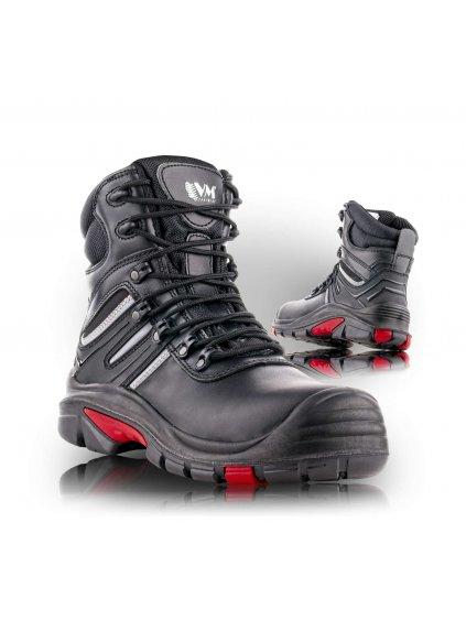 HOUSTON S3 bezpečnostná obuv s membránou