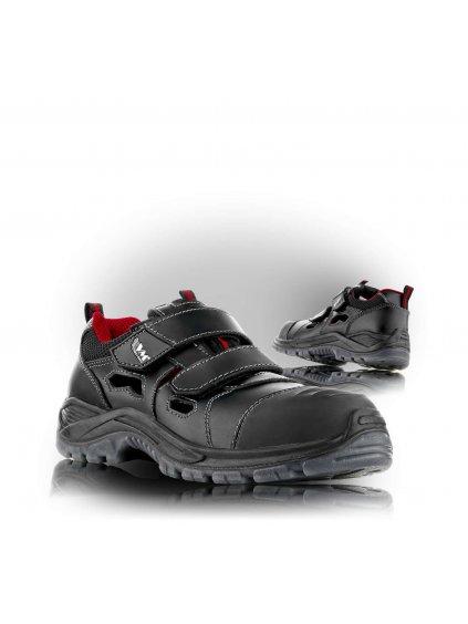 HAAG S1P SRC pracovné sandále
