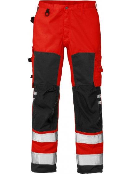 Výstražné záchranárske nohavce FRISTADS 2026