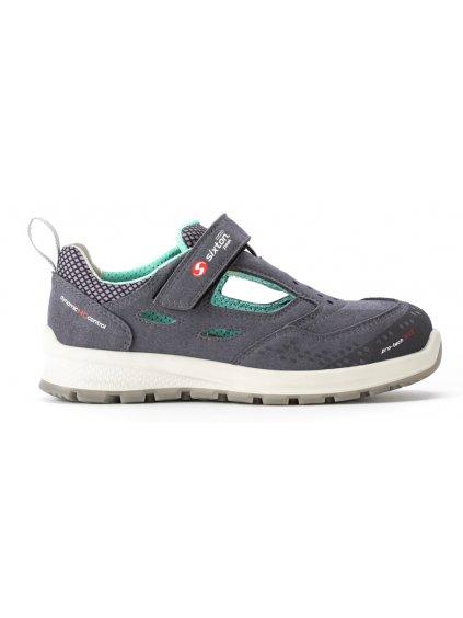 Belverde S1 SRC pracovné sandále lady
