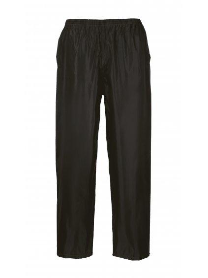 Nohavice nepremokavé Classic čierne