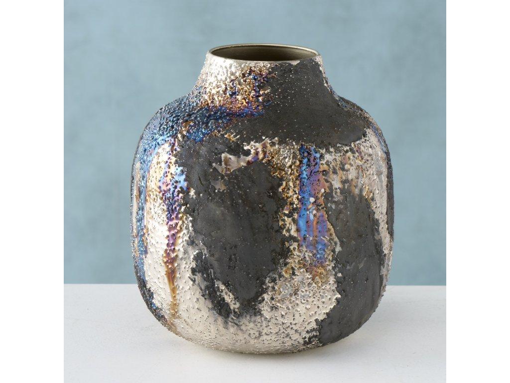 Kovová váza KÁLIE