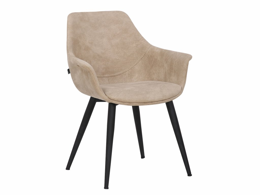 25610 Signe chair, Taupe 2